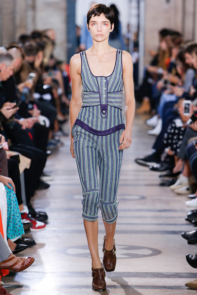 Atlein Spring 2018 Ready-to-Wear - Look #12