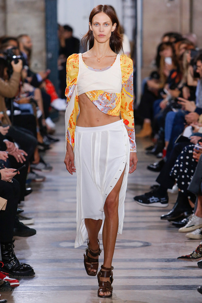 Atlein Spring 2018 Ready-to-Wear - Look #37