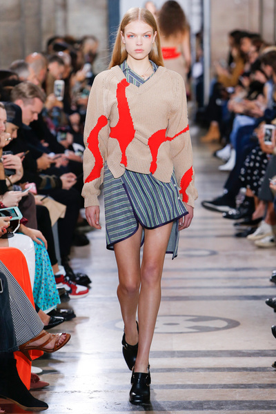 Atlein Spring 2018 Ready-to-Wear - Look #9
