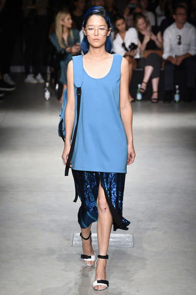 Au Jour Le Jour Spring 2018 Ready-to-Wear - Look #11