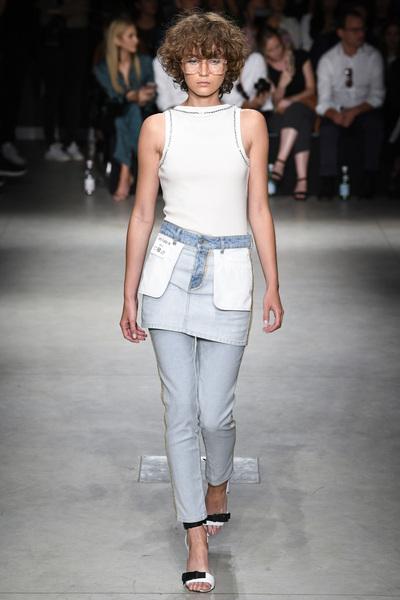 Au Jour Le Jour Spring 2018 Ready-to-Wear - Look #12