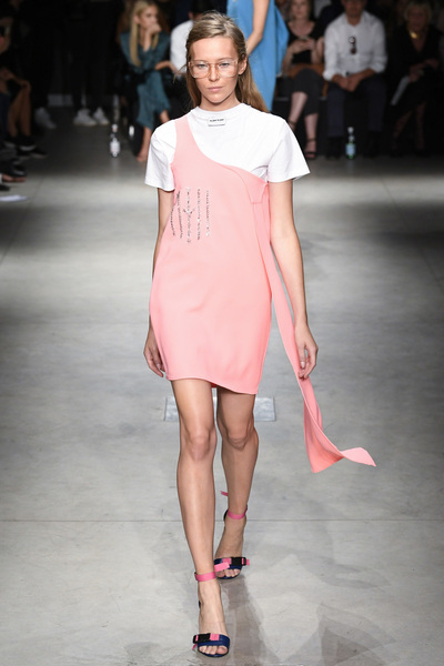 Au Jour Le Jour Spring 2018 Ready-to-Wear - Look #13