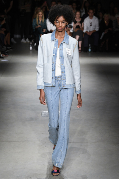 Au Jour Le Jour Spring 2018 Ready-to-Wear - Look #17