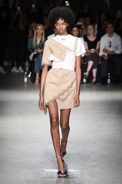 Au Jour Le Jour Spring 2018 Ready-to-Wear - Look #2