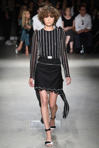 Au Jour Le Jour Spring 2018 Ready-to-Wear - Look #28