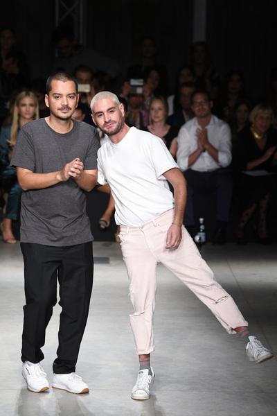 Au Jour Le Jour Spring 2018 Ready-to-Wear - Look #29