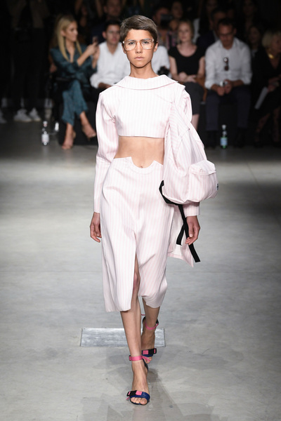 Au Jour Le Jour Spring 2018 Ready-to-Wear - Look #8
