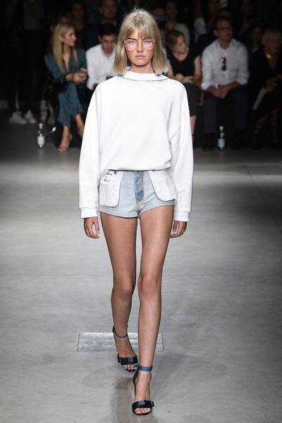 Au Jour Le Jour Spring 2018 Ready-to-Wear - Look #9