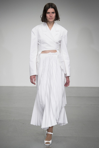 A.W.A.K.E Spring 2018 Ready-to-Wear - Look #49