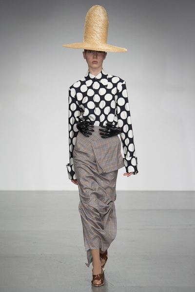A.W.A.K.E Spring 2018 Ready-to-Wear - Look #5