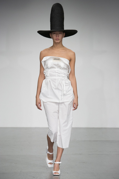 A.W.A.K.E Spring 2018 Ready-to-Wear - Look #7