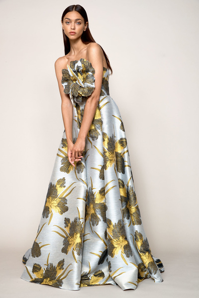 Badgley Mischka Resort 2018 - Look #1