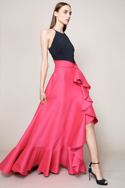 Badgley Mischka Resort 2018 - Look #23