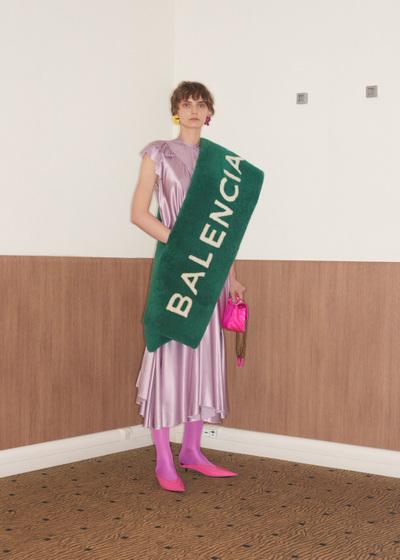 Balenciaga Resort 2018 - Look #16