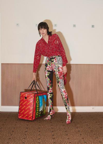 Balenciaga Resort 2018 - Look #22
