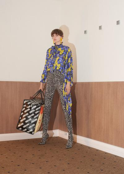 Balenciaga Resort 2018 - Look #24