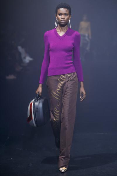 Balenciaga Spring 2018 Ready-to-Wear - Look #50