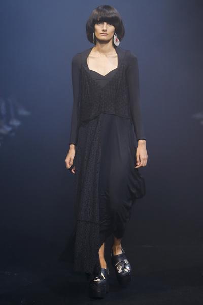 Balenciaga Spring 2018 Ready-to-Wear - Look #63