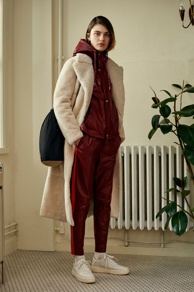Bally Spring 2018 Ready-to-Wear - Look #10
