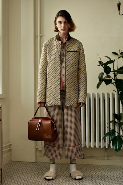 Bally Spring 2018 Ready-to-Wear - Look #9