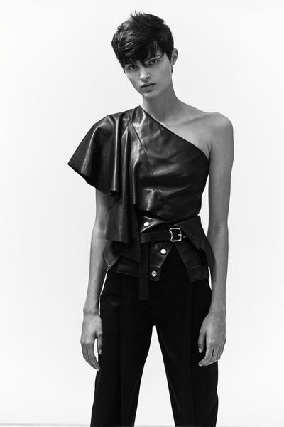 Barbara Bui Spring 2018 Ready-to-Wear - Look #10