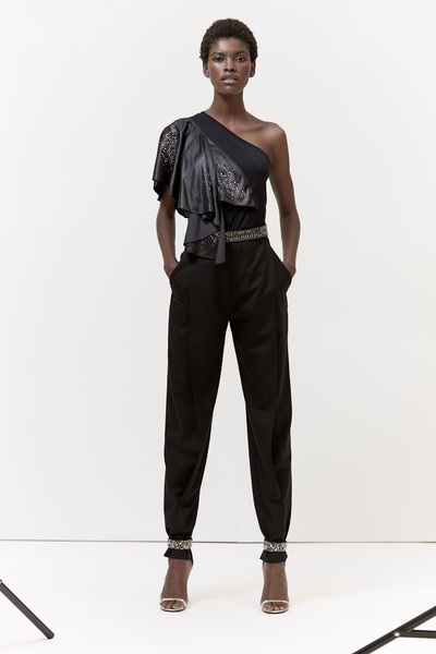 Barbara Bui Spring 2018 Ready-to-Wear - Look #12
