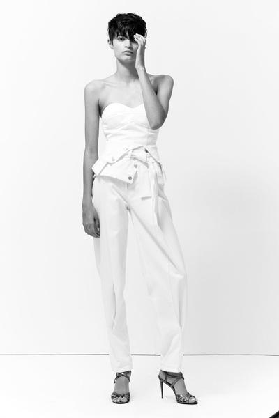 Barbara Bui Spring 2018 Ready-to-Wear - Look #17