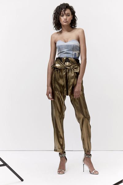 Barbara Bui Spring 2018 Ready-to-Wear - Look #8