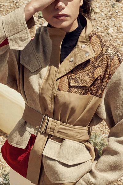 Belstaff Spring 2018 Ready-to-Wear - Look #10