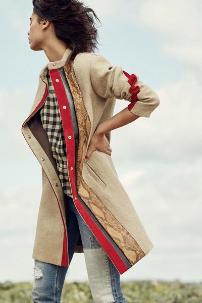 Belstaff Spring 2018 Ready-to-Wear - Look #11