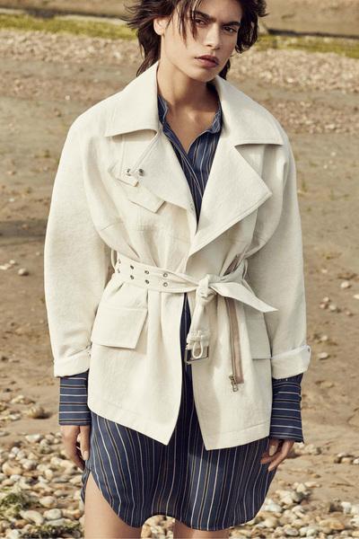 Belstaff Spring 2018 Ready-to-Wear - Look #22