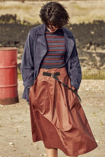 Belstaff Spring 2018 Ready-to-Wear - Look #23