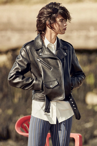 Belstaff Spring 2018 Ready-to-Wear - Look #24