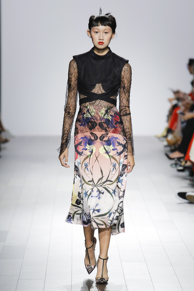 Bibhu Mohapatra Spring 2018 Ready-to-Wear - Look #9