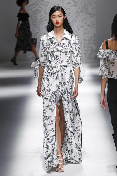 Blumarine Spring 2018 Ready-to-Wear - Look #20