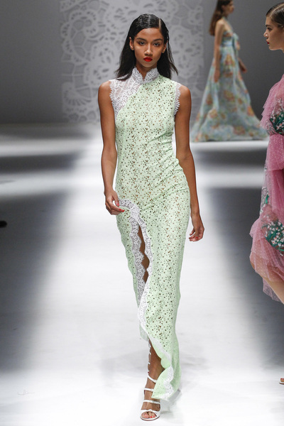 Blumarine Spring 2018 Ready-to-Wear - Look #45