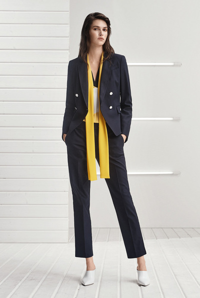 BOSS Spring 2018 Ready-to-Wear - Look #2
