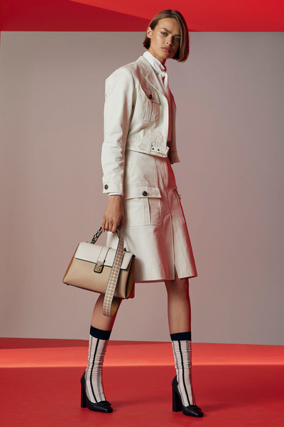 Bottega Veneta Resort 2018 - Look #14