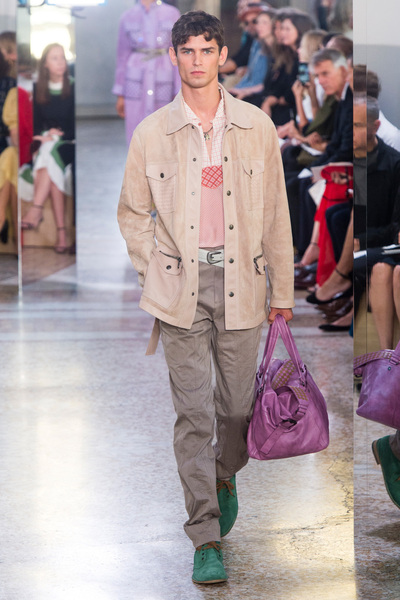 Bottega Veneta Spring 2018 Ready-to-Wear - Look #12