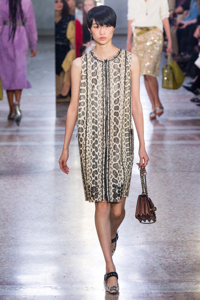 Bottega Veneta Spring 2018 Ready-to-Wear - Look #14