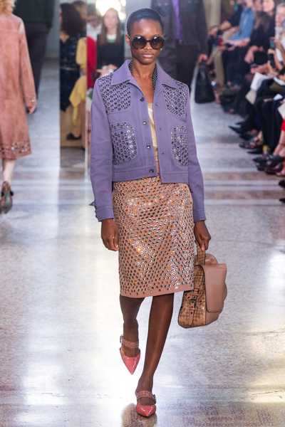 Bottega Veneta Spring 2018 Ready-to-Wear - Look #18
