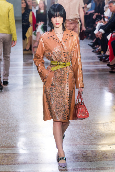 Bottega Veneta Spring 2018 Ready-to-Wear - Look #24
