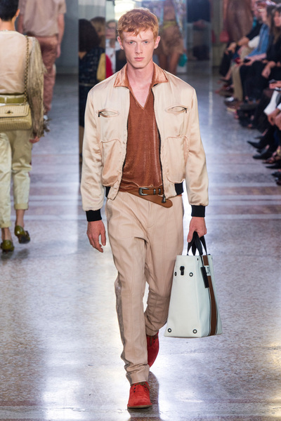 Bottega Veneta Spring 2018 Ready-to-Wear - Look #27