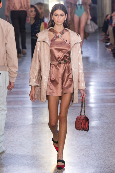 Bottega Veneta Spring 2018 Ready-to-Wear - Look #36