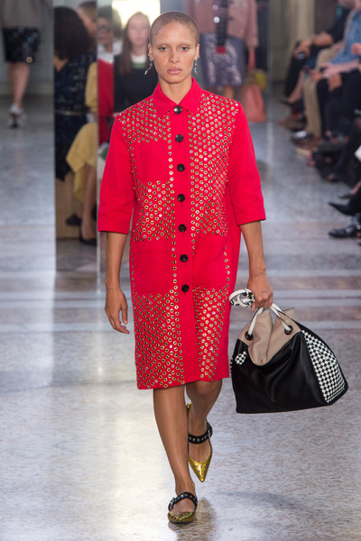 Bottega Veneta Spring 2018 Ready-to-Wear - Look #4