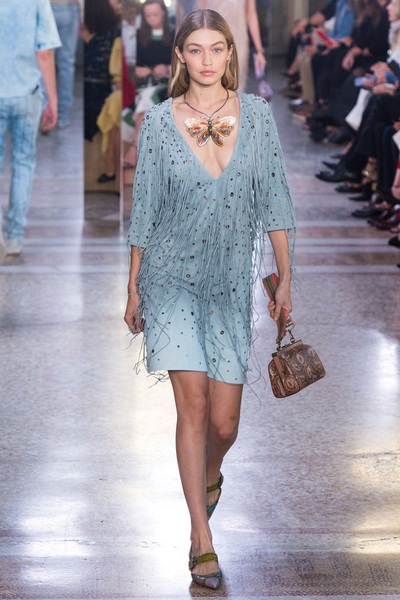 Bottega Veneta Spring 2018 Ready-to-Wear - Look #43