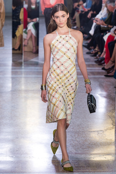Bottega Veneta Spring 2018 Ready-to-Wear - Look #46