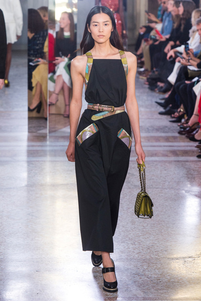 Bottega Veneta Spring 2018 Ready-to-Wear - Look #54