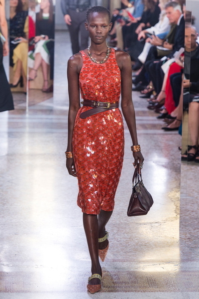 Bottega Veneta Spring 2018 Ready-to-Wear - Look #55