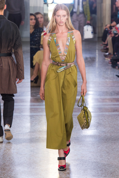 Bottega Veneta Spring 2018 Ready-to-Wear - Look #62